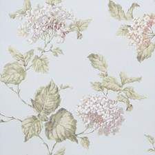 Spearmint Floral Wallcovering by Fabricut Wallpaper