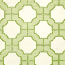 Green and Key Lime Wallcovering by Phillip Jeffries Wallpaper
