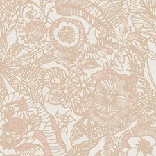 Orange/Rust Transitional Wallcovering by JF Wallpapers