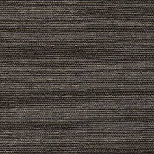 Gold On Black Wallcovering by Phillip Jeffries Wallpaper