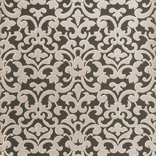 Charcoal Asian Wallcovering by Stroheim Wallpaper