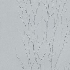 Black/Gray Metallic Raised Prints Wallcovering by York