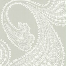White/Gy Sidewall Wallcovering by Cole & Son Wallpaper