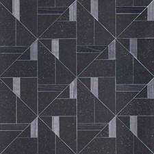Meteorite Grey Wallcovering by Phillip Jeffries Wallpaper