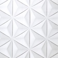 Bright White Wallcovering by Phillip Jeffries Wallpaper