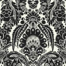 Black and White Wallcovering by Cole & Son Wallpaper