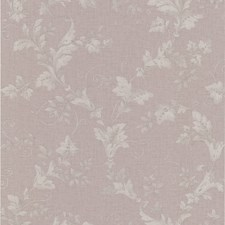 Mauve Scroll Wallcovering by Brewster