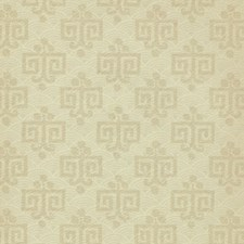 Beige Wallcovering by Clarence House Wallpaper