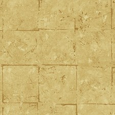 Gold Leaf Wallcovering by Scalamandre Wallpaper
