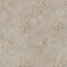 Bronze Transitional Wallpaper Wallcovering by Brewster