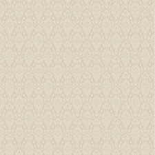 Shell Pink/Rich Cream Damask Wallcovering by York