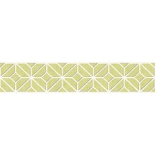 Green/Cream Bohemian Wallcovering by York