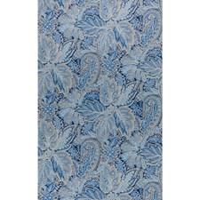 Sapphire Print Wallcovering by Brunschwig & Fils
