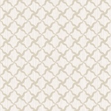 Neutral Trellis Wallcovering by Brewster