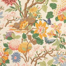 Original Botanical Wallcovering by G P & J Baker