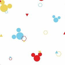 DI0930 Disney Minnie Mouse Dots by York