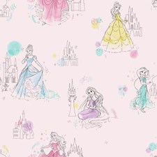 DI0969 Disney Princess Pretty Elegant by York