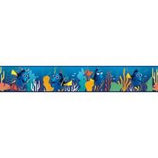 DY0119BD Disney Pixar Finding Dory Wallpaper Border by York