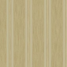Cream/Beige/Metallic Gold Stripes Wallcovering by York
