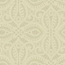 Beige/Cream/Grey Geometrics Wallcovering by York