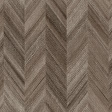 Variations Of Browns Chevron Wallcovering by York