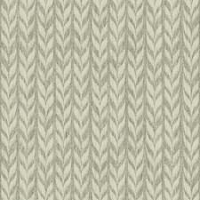 Light and Medium Grey/Cream Geometrics Wallcovering by York