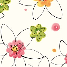 White Kids Wallpaper Wallcovering by Brewster