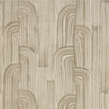 Taupe/Putty Modern Wallcovering by Groundworks