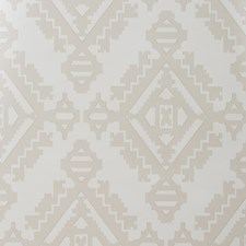 Stone Geometric Wallcovering by Groundworks