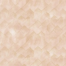 Blush/Gold Contemporary Wallcovering by Groundworks