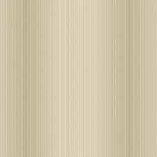 Soft Gold/Beige/Blue Stripes Wallcovering by York