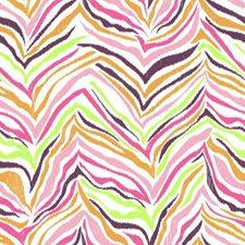 Pistachio/Bubblegum Pink/Grape Juice Animal Skins Wallcovering by York