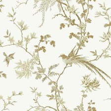 KT2174 Bird And Blossom Chinoserie by York