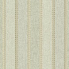 Cream/Beige/Metallic Gold Stripes Wallcovering by York