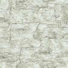 Off-white/Grey Faux Wallcovering by York