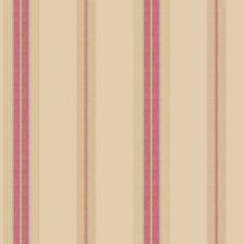 Beige/Tan/Brown Stripes Wallcovering by York