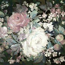 MU0247M Impressionist Floral by York
