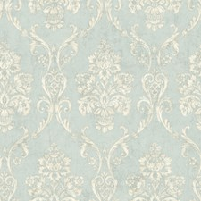 Light Blue Wallcovering by Brewster