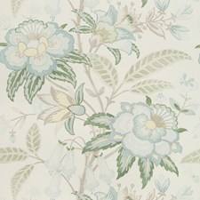 Sea Mist Botanical Wallcovering by Lee Jofa Wallpaper