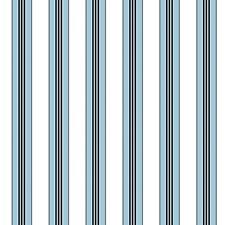 Ciel Stripes Wallcovering by Brunschwig & Fils