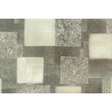 Platinum Metallic Wallcovering by Brunschwig & Fils