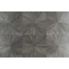 Grey Pearl Texture Wallcovering by Brunschwig & Fils