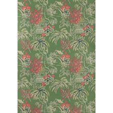 Fern Asian Wallcovering by Brunschwig & Fils