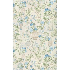 Delft Asian Wallcovering by Brunschwig & Fils