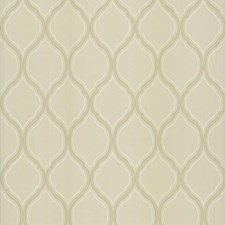 Beige/Taupe/Cream Trellis Wallcovering by York