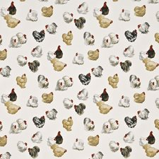 Ivory Wallcovering by Baker Lifestyle Wallpaper
