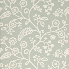 Aqua Wallcovering by Baker Lifestyle Wallpaper
