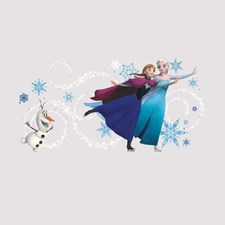 RMK2738GM Disney Frozen Custom Headboard by York
