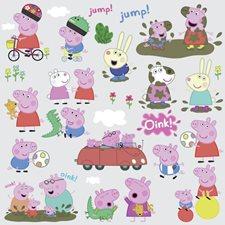 RMK3183SCS Peppa The Pig by York