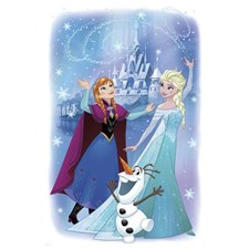 RMK3217TB Disney Frozen Magic Giant Wall Graphic by York
